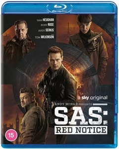 SAS: Red Notice - 1