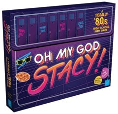 Oh My God, Stacy! A Totally '80s High School Party Game - 1