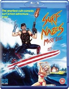 Surf Nazis Must Die - 1