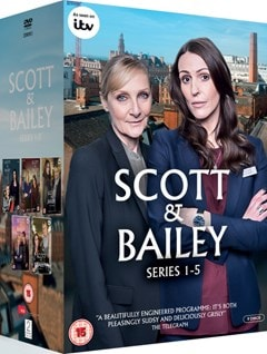 Scott and Bailey: Series 1-5 - 2