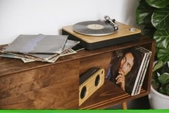 House Of Marley Stir It Up Turntable - 2