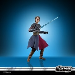 Anakin Skywalker: Clone Wars: Star Wars Vintage Action Figure - 4