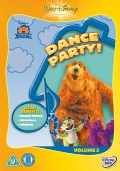 Bear in the Big Blue House: Dance Party - 1