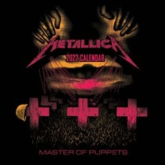 Metallica: Square 2022 Calendar - 1