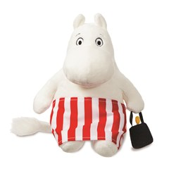"Moominmamma: Moomin Plush 8"" - 1"