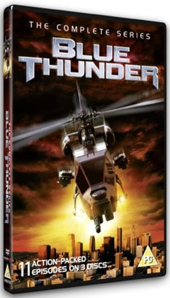 Blue Thunder: The Complete Series - 1