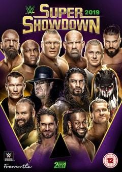 WWE: Super Showdown 2019 - 1