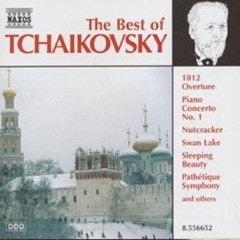 The Best of Tchaikovsky - 1