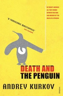 Death & The Penguin - 1