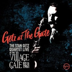 Getz at the Gate: Live at the Village Gate, Nov. 26 1961 - 1