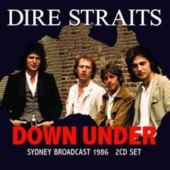 Down Under: Sydney Broadcast 1986 - 1