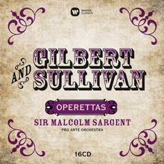 Gilbert and Sullivan Operettas - 1
