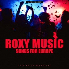 Songs for Europe: Live Radio Broadcast - 1