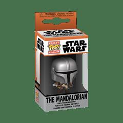 The Mandalorian: Star Wars Pop Vinyl Key Chain - 2