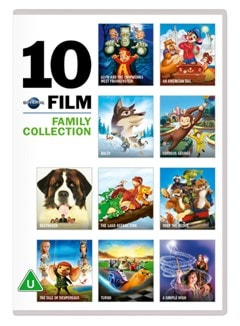 10 Film Family Collection - 1
