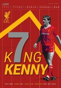 Liverpool FC: Football Deluxe 2021 Calendar - 2