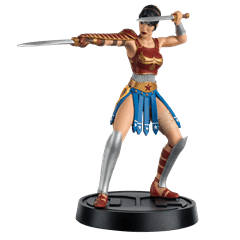Wonder Woman Divine Armour Figurine: DC Hero Collector - 1