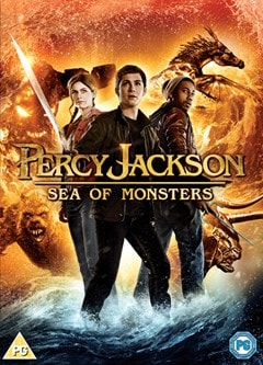 Percy Jackson: Sea of Monsters - 1