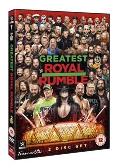 WWE: Greatest Royal Rumble - 1