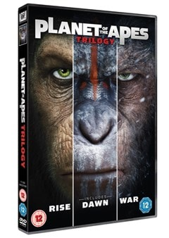 Planet of the Apes Trilogy - 2