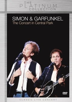 Simon and Garfunkel: The Concert in Central Park - 1