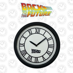 Back To The Future: Hill Valley Wall Clock - 2