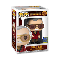 Marvel: Stan Lee Cameo: SDCC (hmv Exclusive) Pop Vinyl - 2