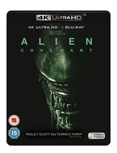 Alien: Covenant - 1