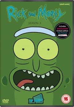 Rick and Morty: Season 3 - 1