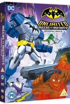 Batman Unlimited: Mech Vs Mutants - 2