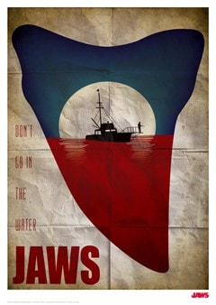 Jaws: Limited Edition Art Print - 1