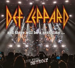 Def Leppard: And There Will Be a Next Time... Live from Detroit - 1