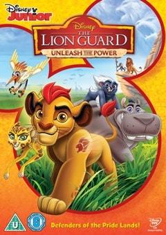 The Lion Guard - Unleash the Power - 1