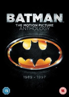Batman: The Motion Picture Anthology - 1