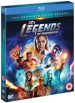 DC's Legends of Tomorrow: The Complete Third Season - 2