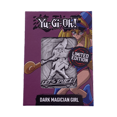 Dark Magician Girl: Yu-Gi-Oh! Metal Collectible - 4