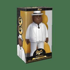 "Biggie Smalls - White Suit: Funko Vinyl Gold 12"" - 2"