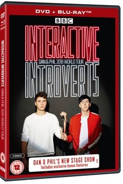 Dan & Phil: Interactive Introverts (hmv Exclusive) - 2