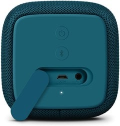 Fresh n Rebel Bold S Petrol Blue Bluetooth Speaker - 2