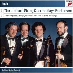 The Juilliard String Quartet Plays Beethoven: The Complete String Quartets - The 1982 Live Recording - 1