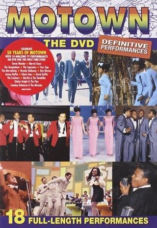 Motown: The DVD - Definitive Performances