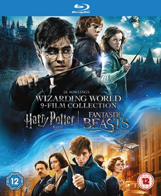 Wizarding World 9-film Collection