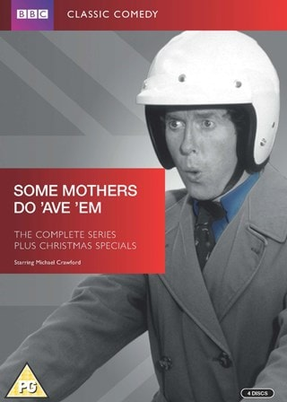 Some Mothers Do 'Ave 'Em: The Complete Series 1-3 Plus...