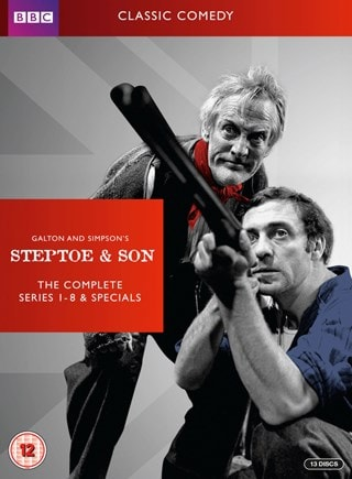 Steptoe & Son: The Complete Series 1-8 & Specials (hmv Exclusive)