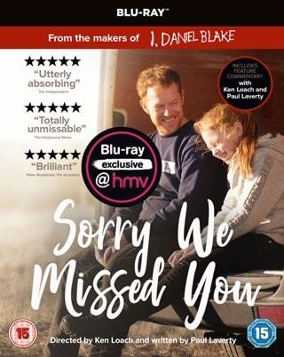 Sorry We Missed You (hmv Exclusive)
