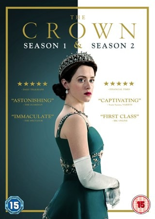 The Crown: Season One and Two