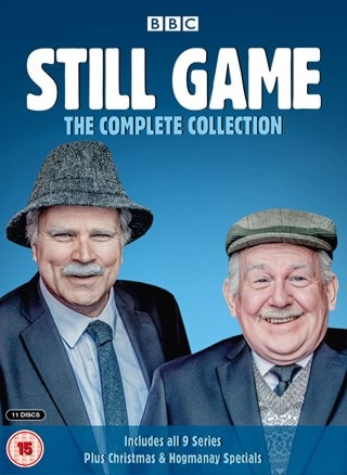 Still Game: The Complete Collection