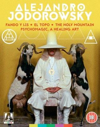 Alejandro Jodorowsky Collection