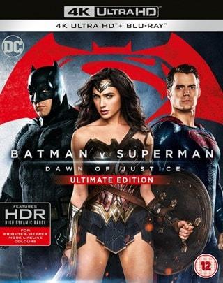 Batman V Superman - Dawn of Justice: Ultimate Edition