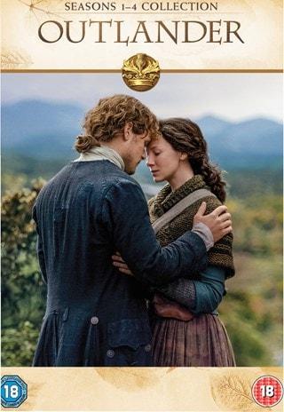 Outlander: Seasons 1-4